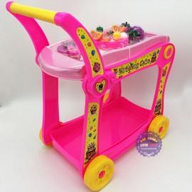 Đồ chơi xe đẩy bánh sinh nhật Cholo Blóc