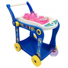 Đồ chơi xe đẩy bình trà Cholo Blóc