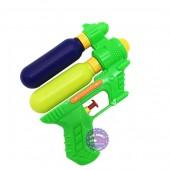 Đồ chơi súng bắn nước 1 nòng, 2 bình nước dự trữ nhỏ