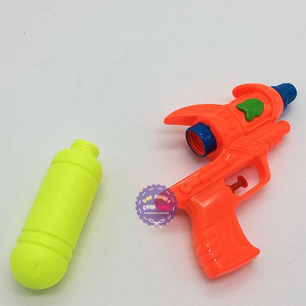 Đồ chơi súng bắn nước 1 nòng, 1 bình dự trữ nhỏ 3084