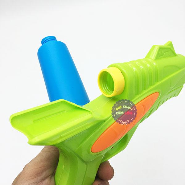 Đồ chơi súng bắn nước 1 nòng, 1 bình dự trữ 3088