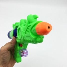 Đồ chơi súng bắn nước 1 nòng, 1 bình nước dự trữ hình cá heo