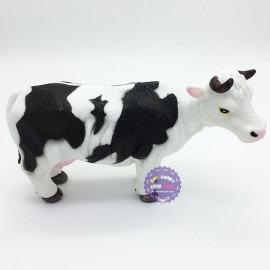Đồ chơi mô hình con bò sữa bằng nhựa mềm