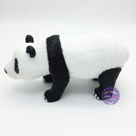 Đồ chơi mô hình gấu trúc bằng nhựa mềm