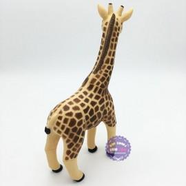 Đồ chơi mô hình hươu cao cổ bằng nhựa mềm