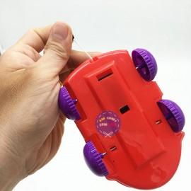 Đồ chơi xe bọ cánh cam chuông chạy bằng dây cót 360A
