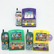 Bộ đồ chơi 3 bấm nước đôi máy tính & điện thoại