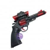 Đồ chơi súng lục ống dòm dùng pin có đèn nhạc 3688