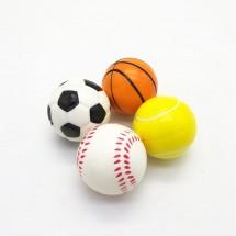 Bộ đồ chơi 4 quả banh tưng mềm hình bóng thể thao