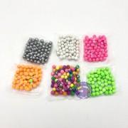 Bộ 500 viên bi hạt đạn nhựa (50 viên/1 bịch)