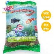 Thức ăn cho cá cảnh ShangHai hạt NHỎ 500g