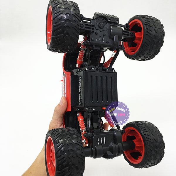 Hộp đồ chơi xe hơi địa hình điều khiển từ xa Rock 2.4GHZ 518