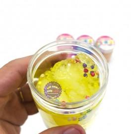 Hũ đồ chơi Slime hạt nhựa & thạch chất nhờn ma quái nhiều màu