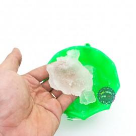 Compo 5 gói tuyết nhân tạo xanh bông bạc Instant Snow