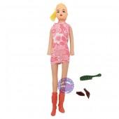 Đồ chơi búp bê baby bằng nhựa giá rẻ cao 17 cm