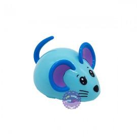 Đồ chơi chú chuột nhắt bằng nhựa vặn cót 6616