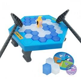Hộp đồ chơi bẫy chim cánh cụt Penguin Trap