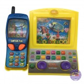 Bộ đồ chơi bấm nước đôi máy tính & điện thoại