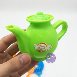 Bộ đồ chơi ấm tách uống trà bằng nhựa