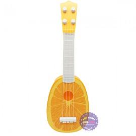 Đồ chơi đàn guitar cam bằng nhựa dây cước