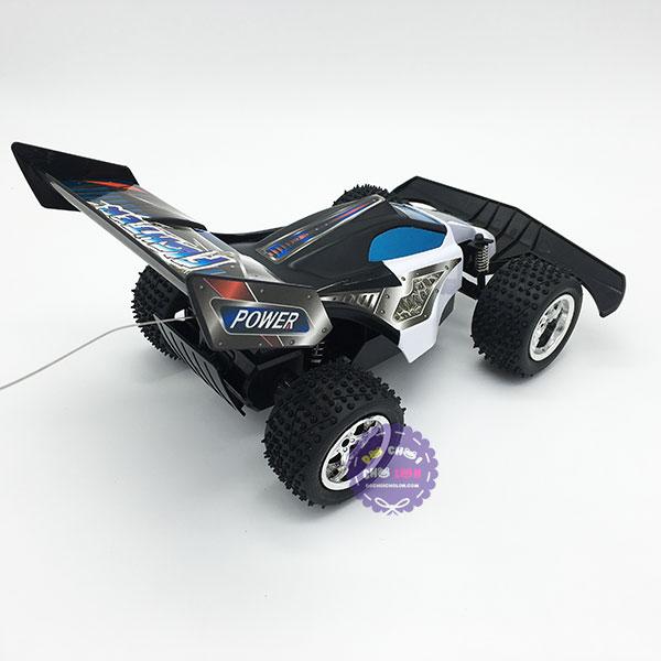 Hộp đồ chơi xe đua thể thao điều khiển có sạc 1:18 8.5 KM/H