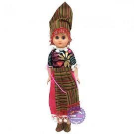 Đồ chơi búp bê trang phục dân tộc Tây Nguyên phát nhạc