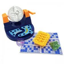 Hộp đồ chơi lồng quay lô tô 90 số Bingo Lotto