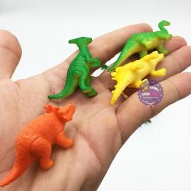 Bộ đồ chơi 36 loài khủng long mini bằng nhựa Dinosaur