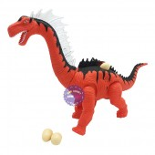 Hộp đồ chơi khủng long cổ dài đẻ trứng có đèn nhạc 8776