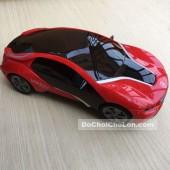 Hộp đồ chơi xe ô tô đèn nhạc 3D Winner