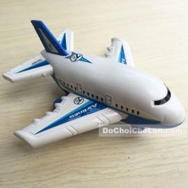 Đồ chơi mô hình máy bay chở khách mini chạy trớn