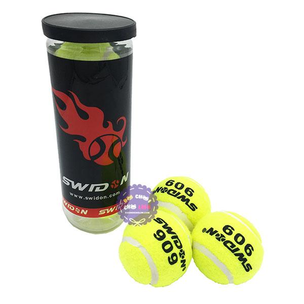 Hộp 3 trái banh lông Tennis Swidon