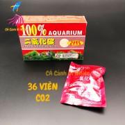 Viên tan CO2 cho hồ cá thủy sinh (36 viên/H)