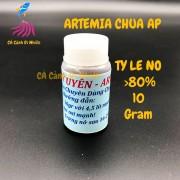 Artemia chưa ấp Đào Sỹ Nguyên 10 gram cho cá cảnh