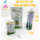 Bộ KIT CO2 Xịt ISTA I-512 Diffuser Set cho hồ cá thủy sinh