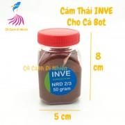 Thức ăn cho cá cảnh - Cám Thái INVE NRD 2/3 - 50 gram