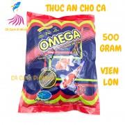 Thức ăn Omega cho cá cảnh (Viên Lớn) 500g