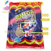 Thức ăn Omega cho cá cảnh (Viên Nhỏ) 500g