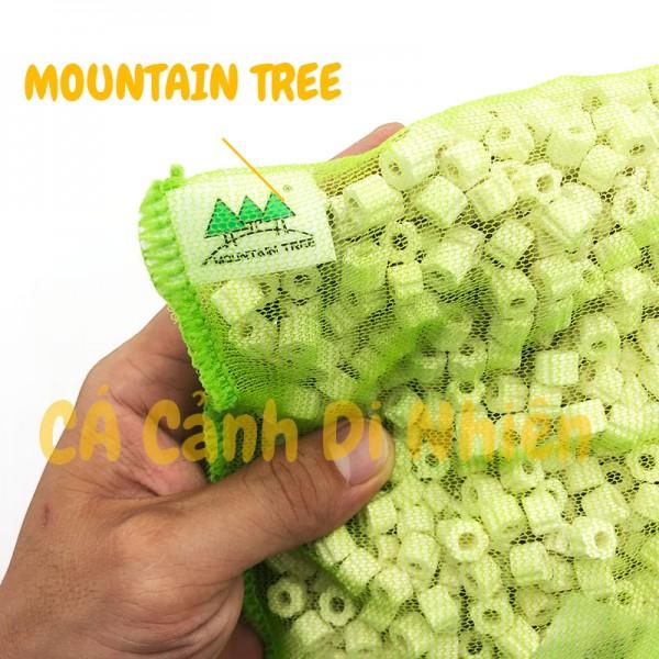 Sứ lọc cao cấp Mini Ring giúp cân bằng pH - Mountain Tree cho hồ cá