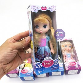 Bộ 6 hộp đồ chơi công chúa Disney size 15 cm 969