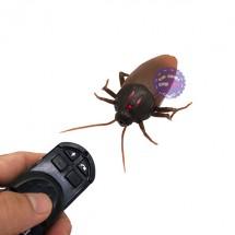 Hộp đồ chơi con gián điều khiển từ xa có đèn 9916