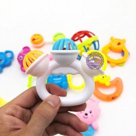 Bộ đồ chơi lục lạc treo nôi 10 món Baby Set 997-9A