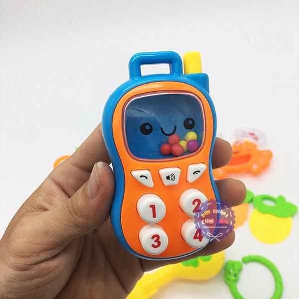 Bộ đồ chơi lục lạc treo nôi nhiều món Baby Rattle