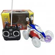 Hộp đồ chơi xe điều khiển nhào lộn xi bánh đèn Dasher