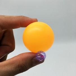 Vỉ đồ chơi banh bóng bàn 6 trái bằng nhựa