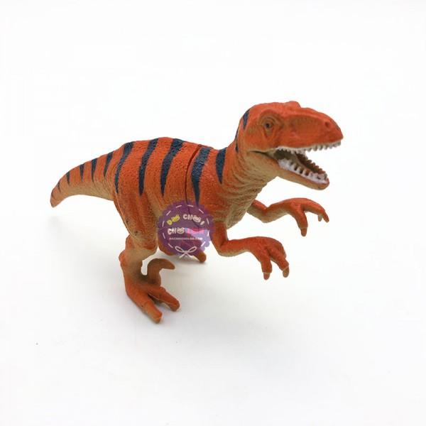 Mô hình khủng long ăn thịt tốc độ Velociraptor bằng nhựa