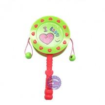 Đồ chơi trống lắc cầm tay baby bằng nhựa