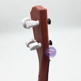 Đồ chơi đàn guitar thùng bằng nhựa 4 dây cước