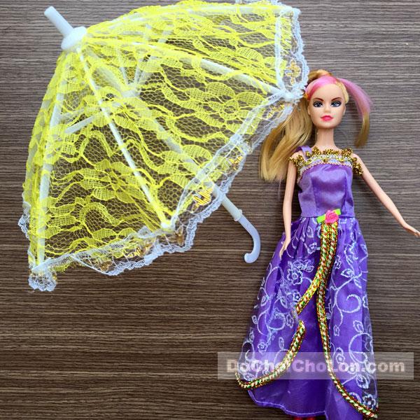 Bộ đồ chơi búp bê & cây dù