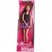 Hộp đồ chơi búp bê gái mặc váy 11 khớp nối
